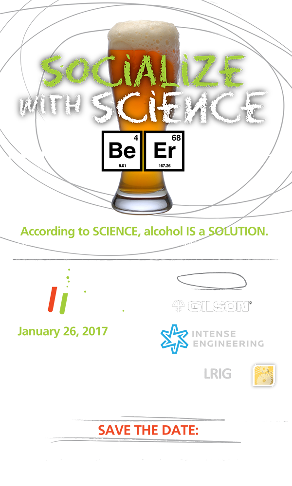 Socialize with Science!